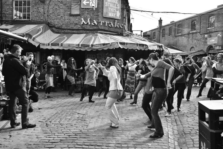 Dance at Camden Town